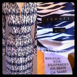 Theory  size 6 dress